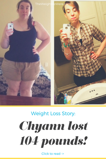 Chyann lost 104 pounds! See my before and after weight loss pictures, and read amazing weight loss success stories from real women and their best weight loss diet plans and programs. Motivation to lose weight with walking and inspiration from before and after weightloss pics and photos.