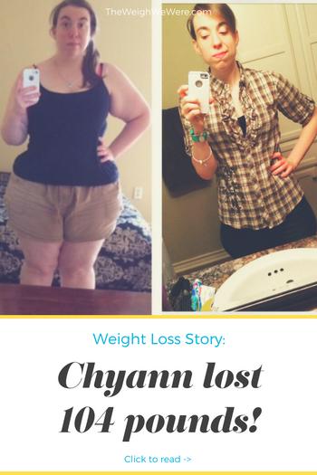 Chyann Lost 104 Pounds