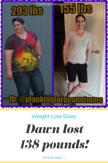 Dawn lost 138 pounds! See my before and after weight loss pictures, and read amazing weight loss success stories from real women and their best weight loss diet plans and programs. Motivation to lose weight with walking and inspiration from before and after weightloss pics and photos.