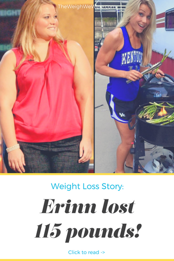 Erinn Lost 115 Pounds