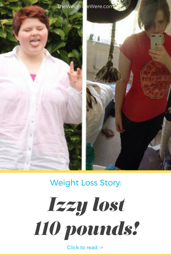 Izzy lost 110 pounds! See my before and after weight loss pictures, and read amazing weight loss success stories from real women and their best weight loss diet plans and programs. Motivation to lose weight with walking and inspiration from before and after weightloss pics and photos.