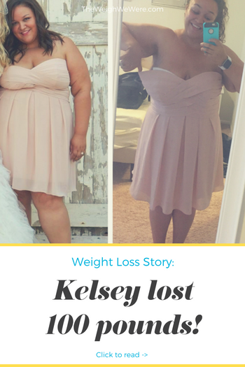 Weight Loss Success Stories: Kelsey Shed 100 Pounds On Her ...