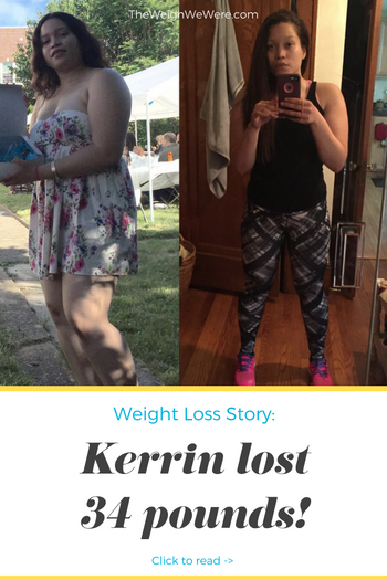 34 Pounds Lost: Weight loss after twins - The Weigh We Were