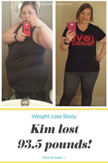 Kim lost 93.5 pounds! See my before and after weight loss pictures, and read amazing weight loss success stories from real women and their best weight loss diet plans and programs. Motivation to lose weight with walking and inspiration from before and after weightloss pics and photos.