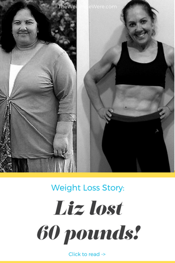 Liz Lost 60 pounds