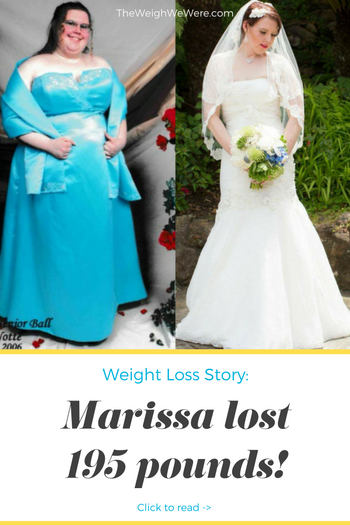 Marissa Lost 195 Pounds