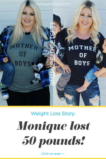 Monique lost 50 pounds! See my before and after weight loss pictures, and read amazing weight loss success stories from real women and their best weight loss diet plans and programs. Motivation to lose weight with walking and inspiration from before and after weightloss pics and photos.