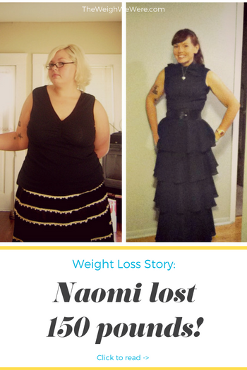 Naomi lost 150 pounds! See my before and after weight loss pictures, and read amazing weight loss success stories from real women and their best weight loss diet plans and programs. Motivation to lose weight with walking and inspiration from before and after weightloss pics and photos.