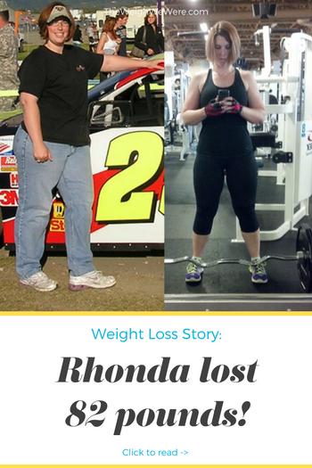Rhonda Lost 82 Pounds