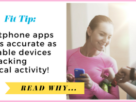 Smartphone apps just as accurate as wearable devices for tracking physical activity| via TheWeighWeWere.com