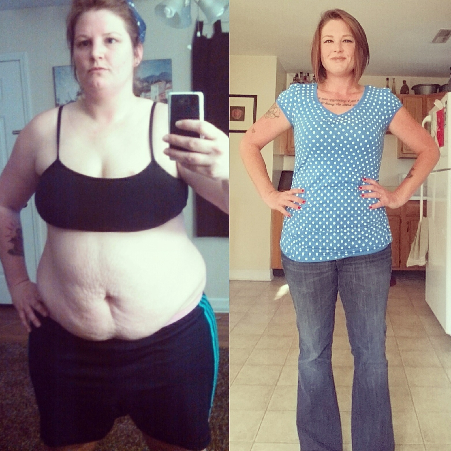 Weight Loss Success Stories Ashli Lost 87 Pounds And