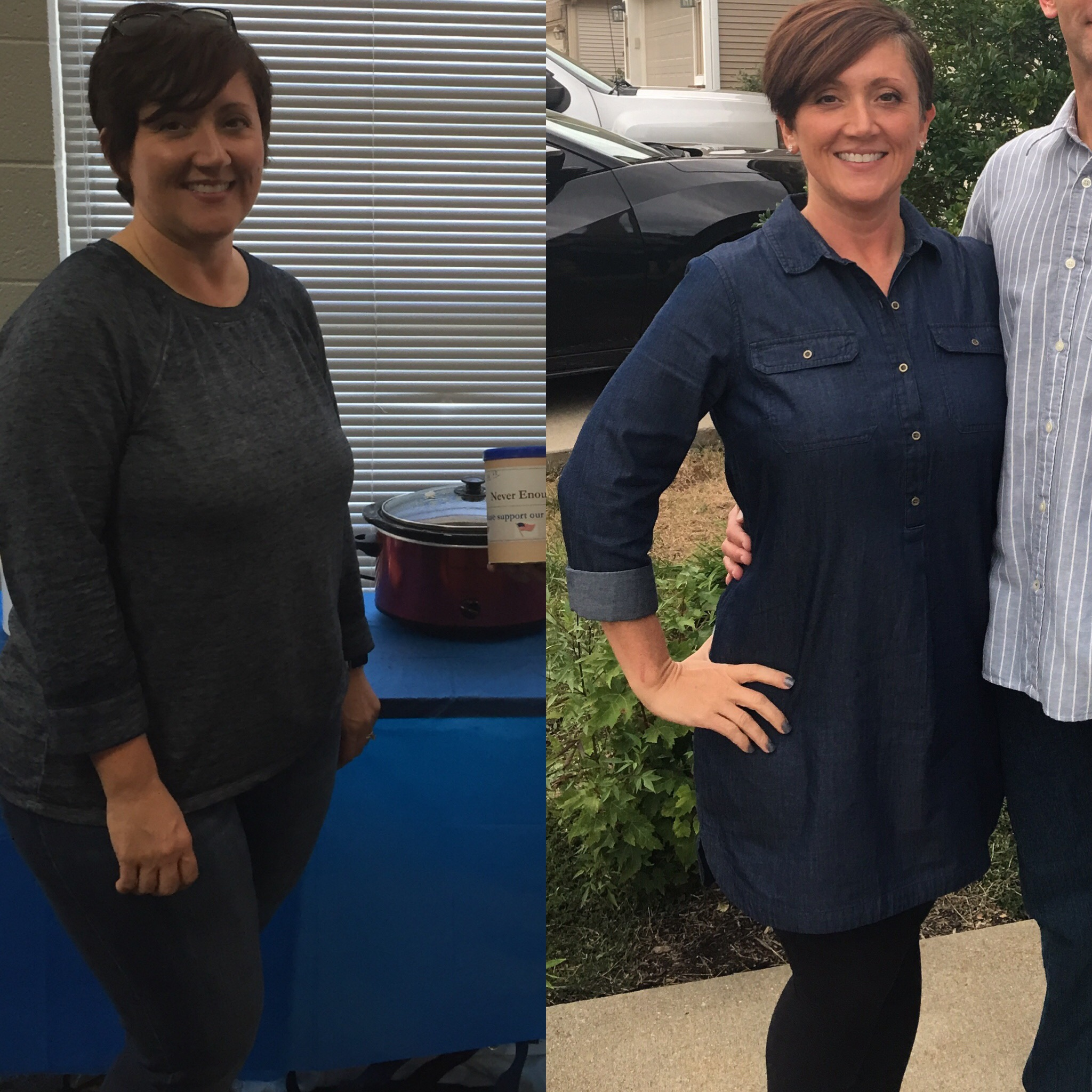 Carol lost 67 pounds! See my before and after weight loss pictures, and read amazing weight loss success stories from real women and their best weight loss diet plans and programs. Motivation to lose weight with walking and inspiration from before and after weightloss pics and photos.