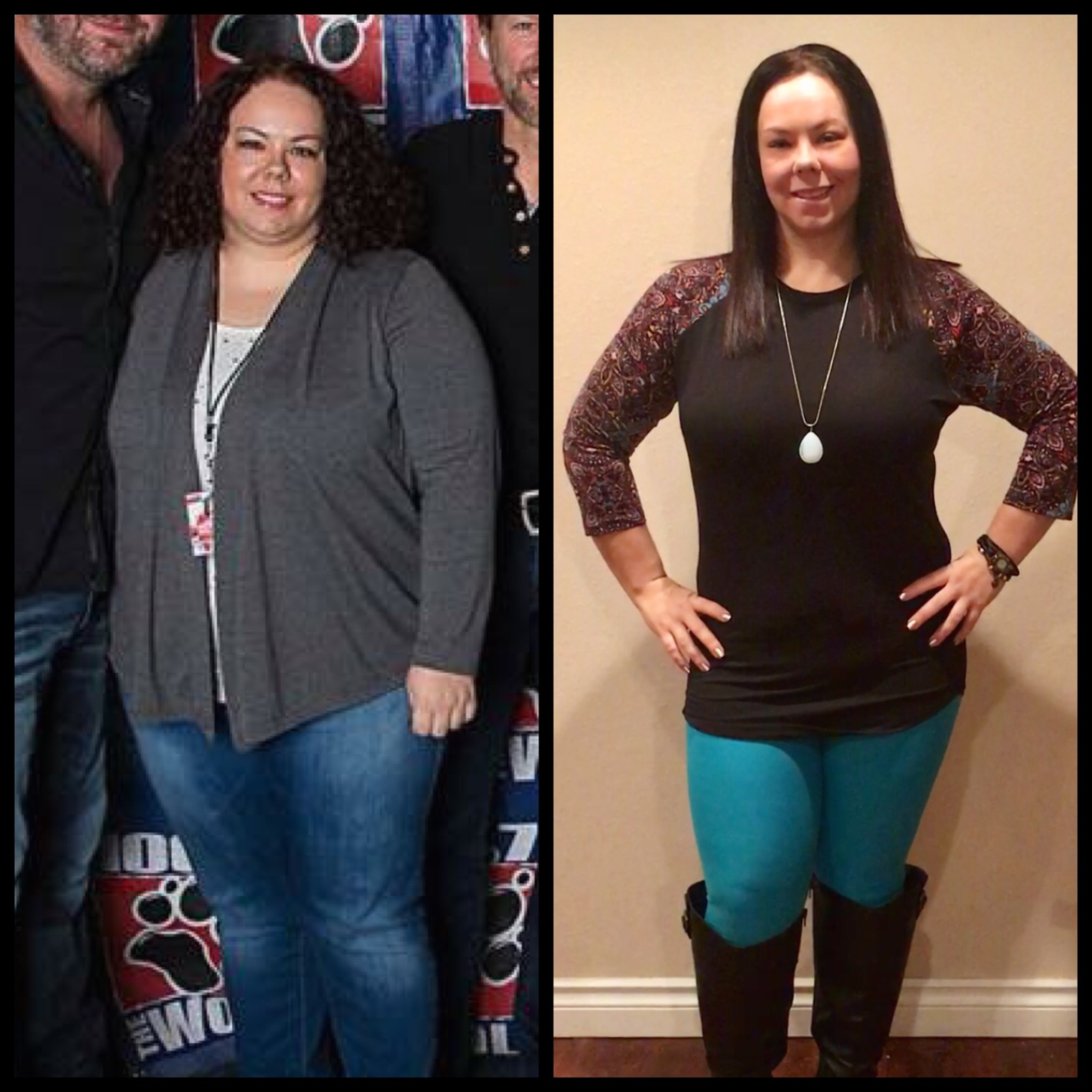 Carrie lost 86.2 pounds! See my before and after weight loss pictures, and read amazing weight loss success stories from real women and their best weight loss diet plans and programs. Motivation to lose weight with walking and inspiration from before and after weightloss pics and photos.