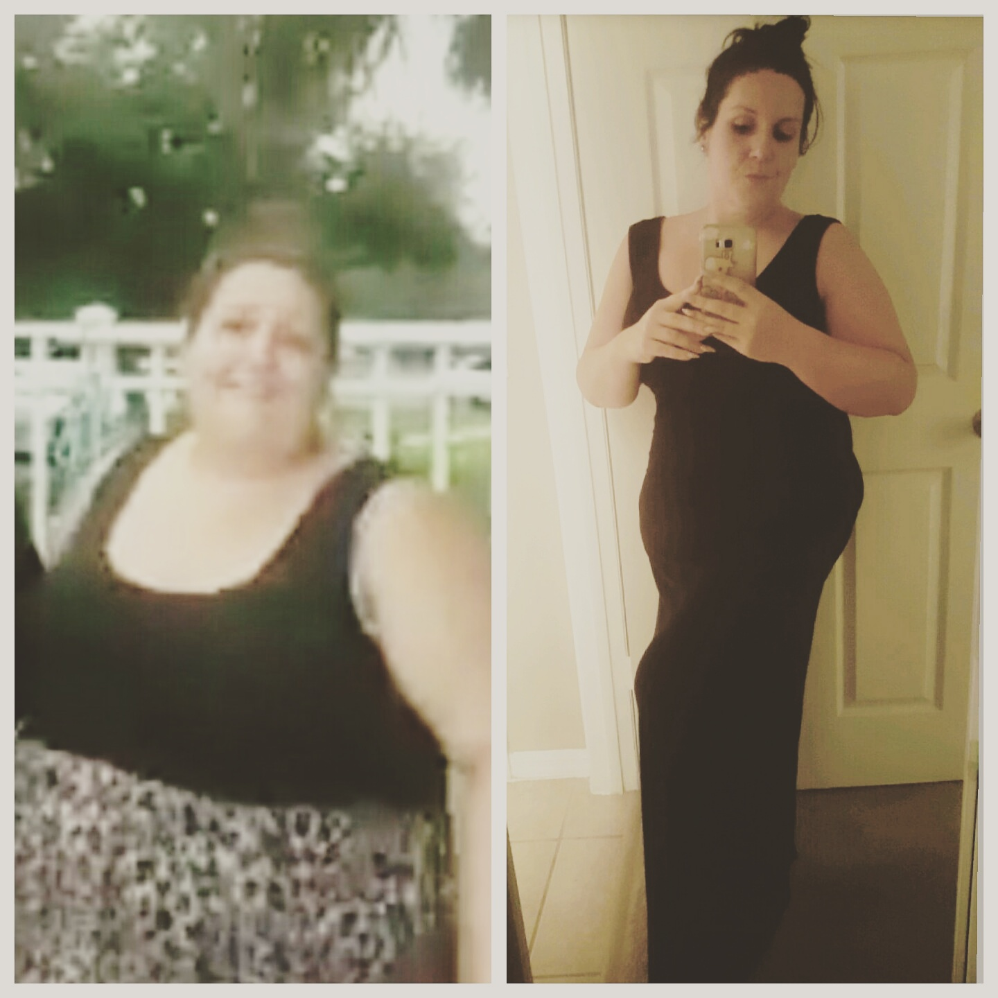 Read her success story! Before and after fitness success motivation from women who hit their weight loss goals and got THAT BODY with training and meal prep. Learn their workout tips get inspiration! | TheWeighWeWere.com