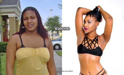 I Lost 70 Pounds: Valene Dropped Her Baby Weight Giving Hope To All C-Section Moms