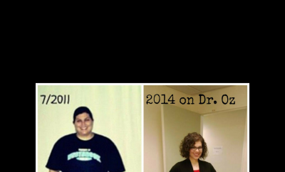 103 Pounds Lost: From being teased to Dr. Oz