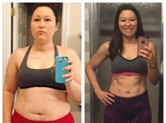 Weight Loss Before and After: April Lost 70 Pounds And Got Healthy