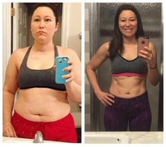 Weight Loss Before and After: April Lost 70 Pounds And Got