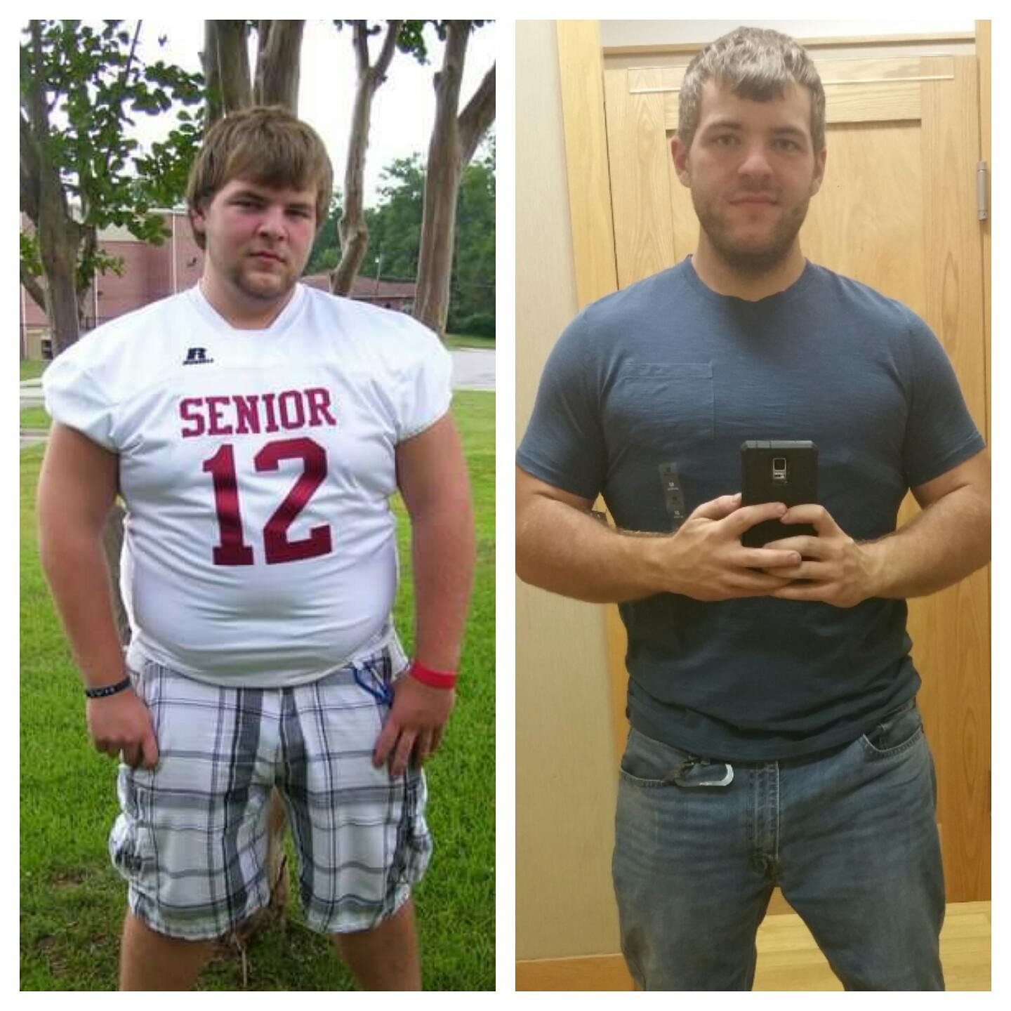 How I Lost 115 Pounds: Joshua Drops The Weight And Learns ...