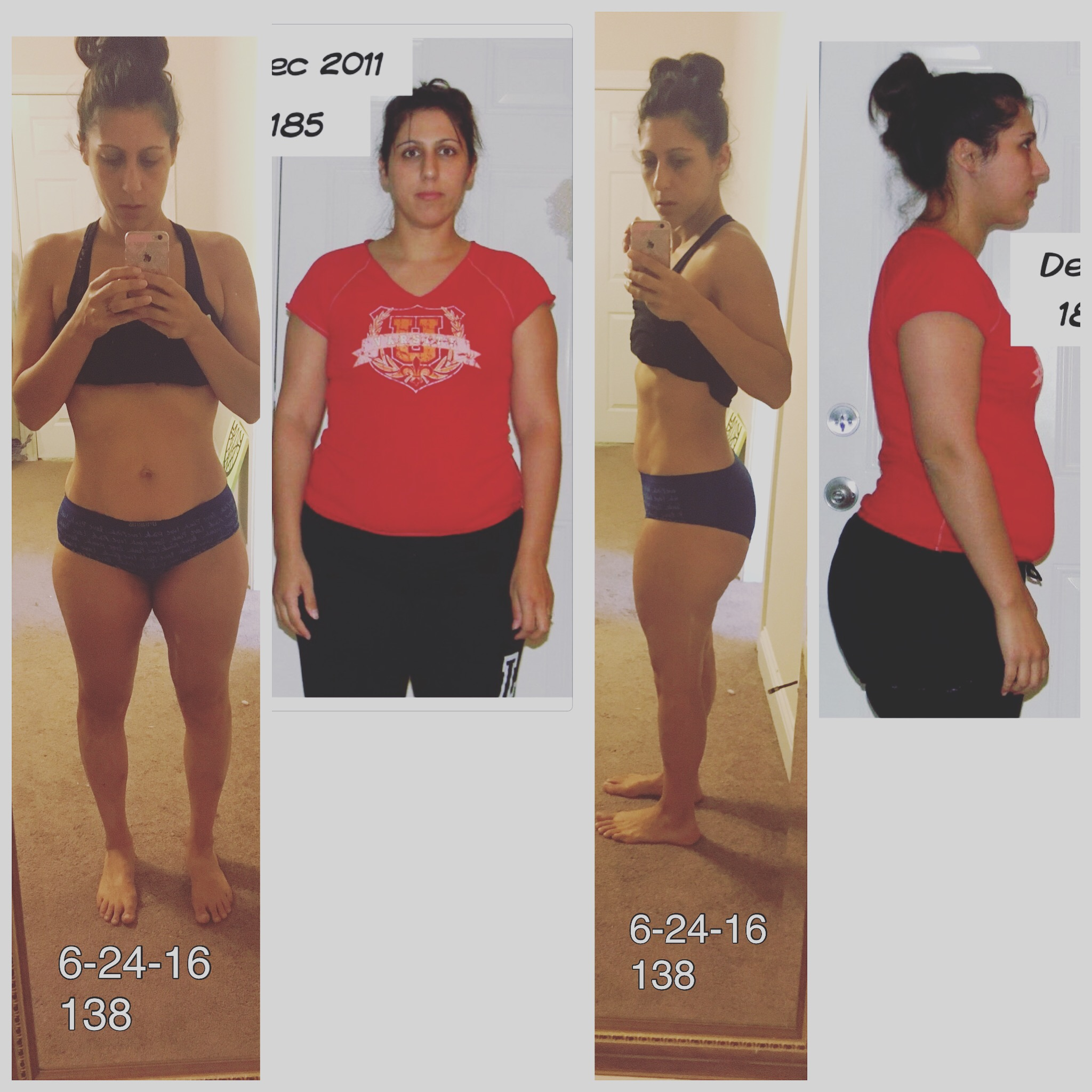 Weight Loss Success Stories: Amanda Loses 55 Pounds For ...