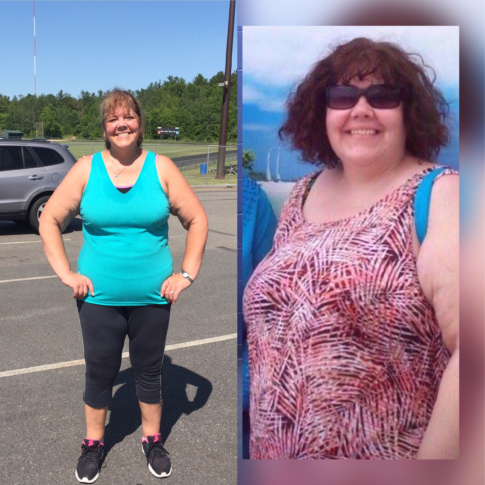 Barbara lost 112 pounds! See my before and after weight loss pictures, and read amazing weight loss success stories from real women and their best weight loss diet plans and programs. Motivation to lose weight with walking and inspiration from before and after weightloss pics and photos.