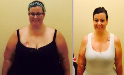 Weight Loss Success Stories: Christine Lost 129.2 Pounds By Increasing My Physical Activity