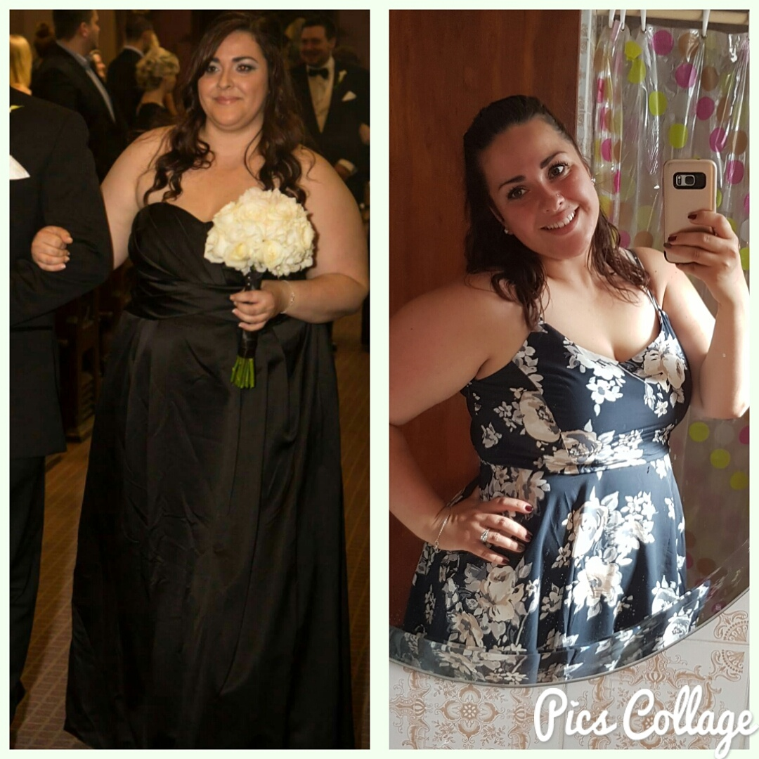 Courtney lost 37.2 pounds! See my before and after weight loss pictures, and read amazing weight loss success stories from real women and their best weight loss diet plans and programs. Motivation to lose weight with walking and inspiration from before and after weightloss pics and photos.