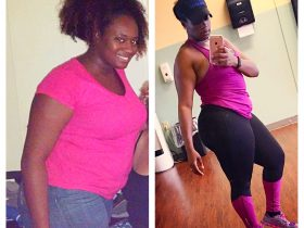 Read my story of how I lost over 40 pounds with tips! Beautiful black women losing weight on weight loss meal plans, diets, lifestyle changes and programs like weight watchers. Before and after African American weight loss success stories, motivation, gym tips and pictures. From the fitspo, inspiration weightloss story website The Weigh We Were