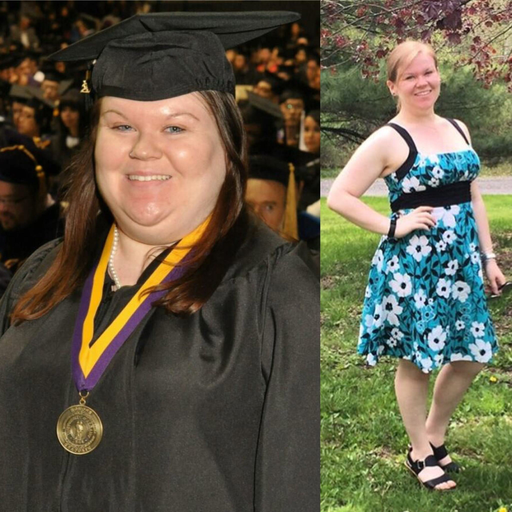 Heather lost 107 pounds! See my before and after weight loss pictures, and read amazing weight loss success stories from real women and their best weight loss diet plans and programs. Motivation to lose weight with walking and inspiration from before and after weightloss pics and photos.