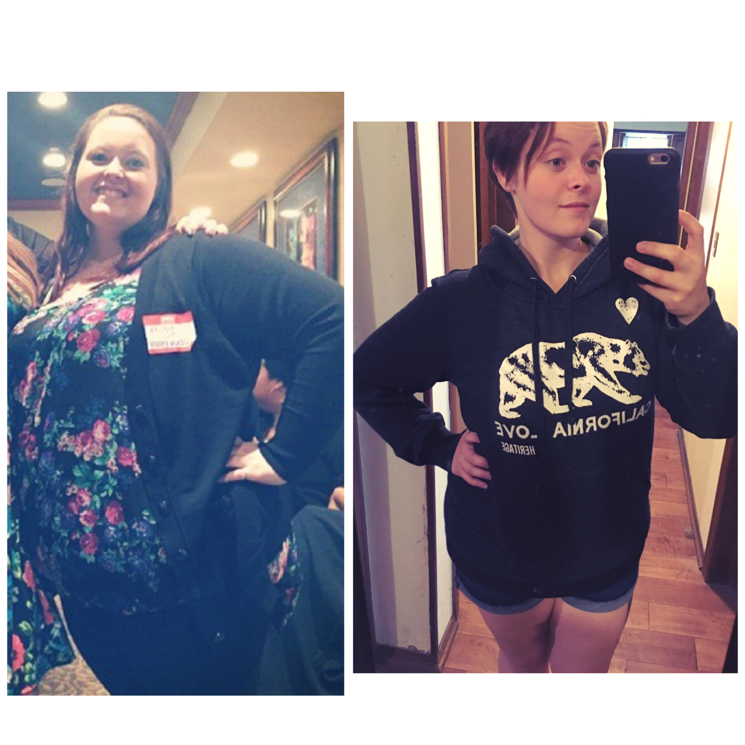 Kelsey lost 129 pounds! See my before and after weight loss pictures, and read amazing weight loss success stories from real women and their best weight loss diet plans and programs. Motivation to lose weight with walking and inspiration from before and after weightloss pics and photos.
