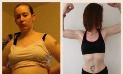 Weight Loss Before and After: Katie Drops 72 Pounds In An Up And Down Weight Loss Battle