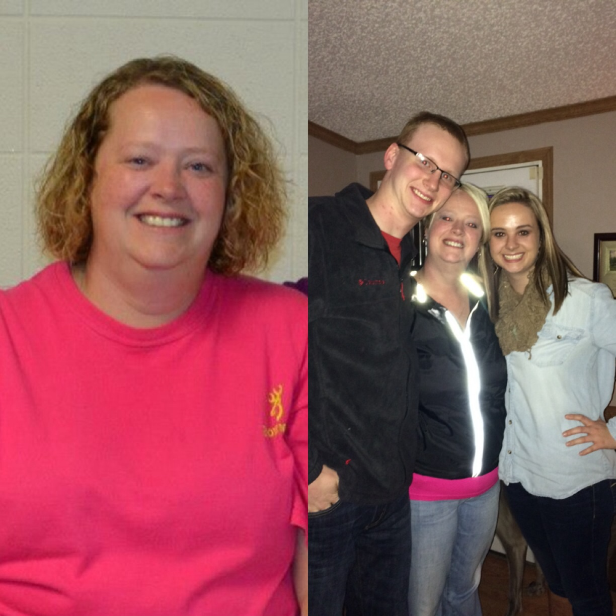 Michelle lost 80 pounds! See my before and after weight loss pictures, and read amazing weight loss success stories from real women and their best weight loss diet plans and programs. Motivation to lose weight with walking and inspiration from before and after weightloss pics and photos.