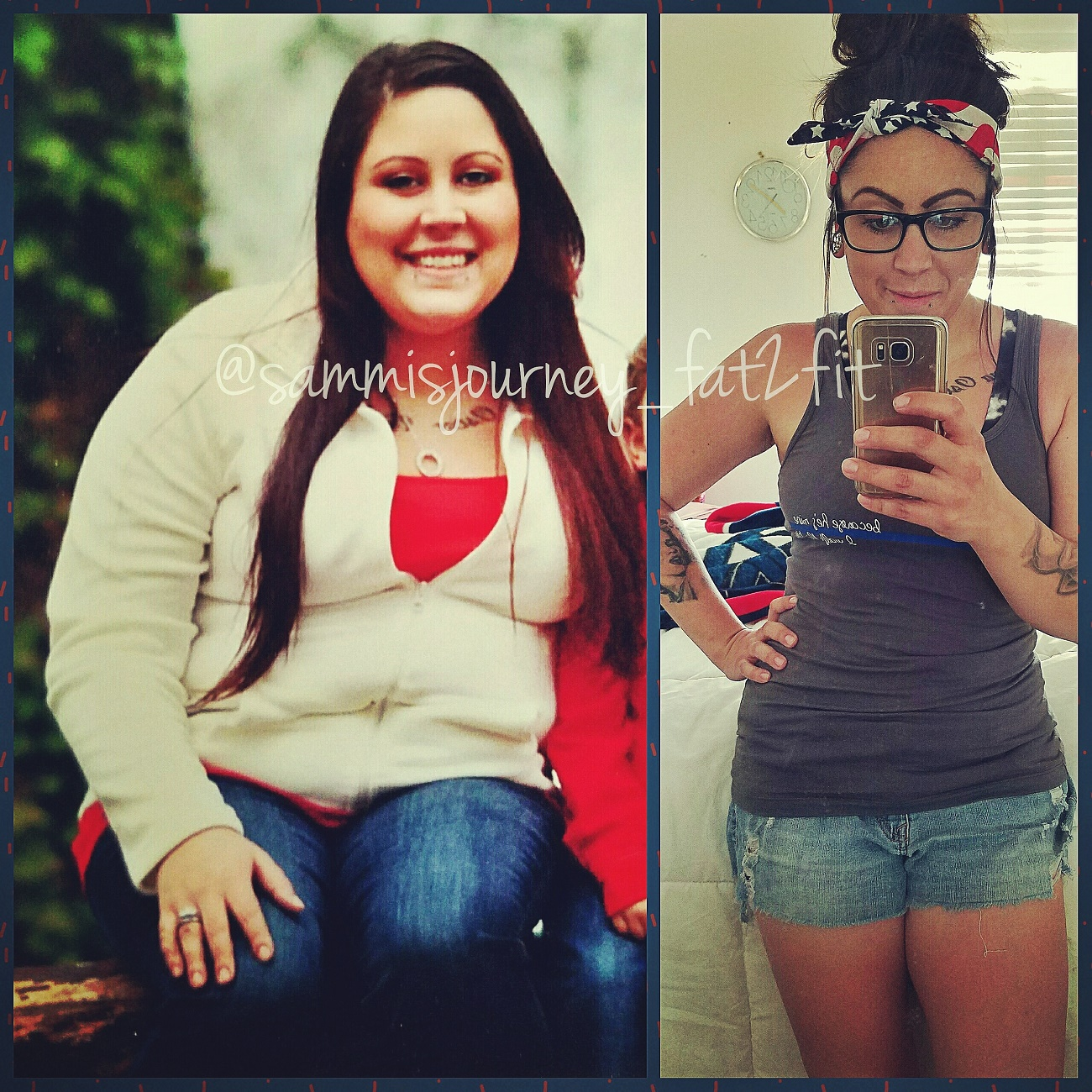 60 Pounds Lost: Sammi Drops Weight And Finds Herself - Vegan