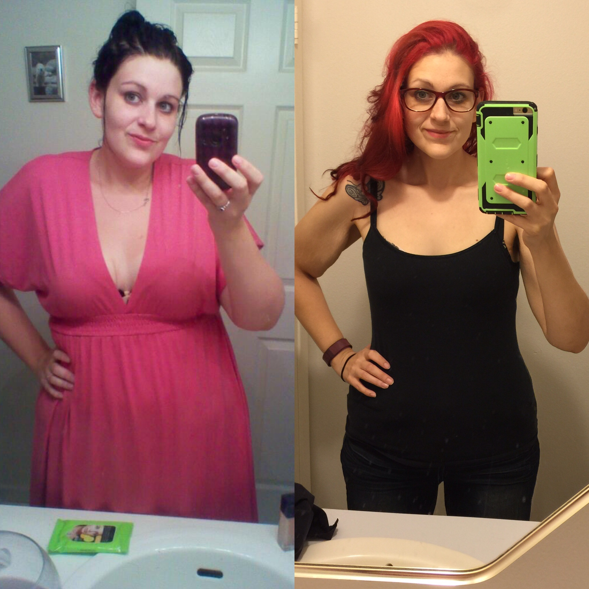 Sarah lost 128 pounds! See my before and after weight loss pictures, and read amazing weight loss success stories from real women and their best weight loss diet plans and programs. Motivation to lose weight with walking and inspiration from before and after weightloss pics and photos.