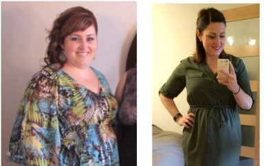 Weight Loss Before and After: Sophie Shed 80 Pounds And Started A New Healthy Life