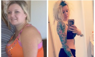 Real Weight Loss Success Stories: Becca's 40 Pound Weight Loss Transformation