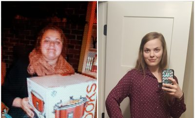 I Lost Weight With PCOS!  Caitlyn's 90 Pound Weight Loss Success Story