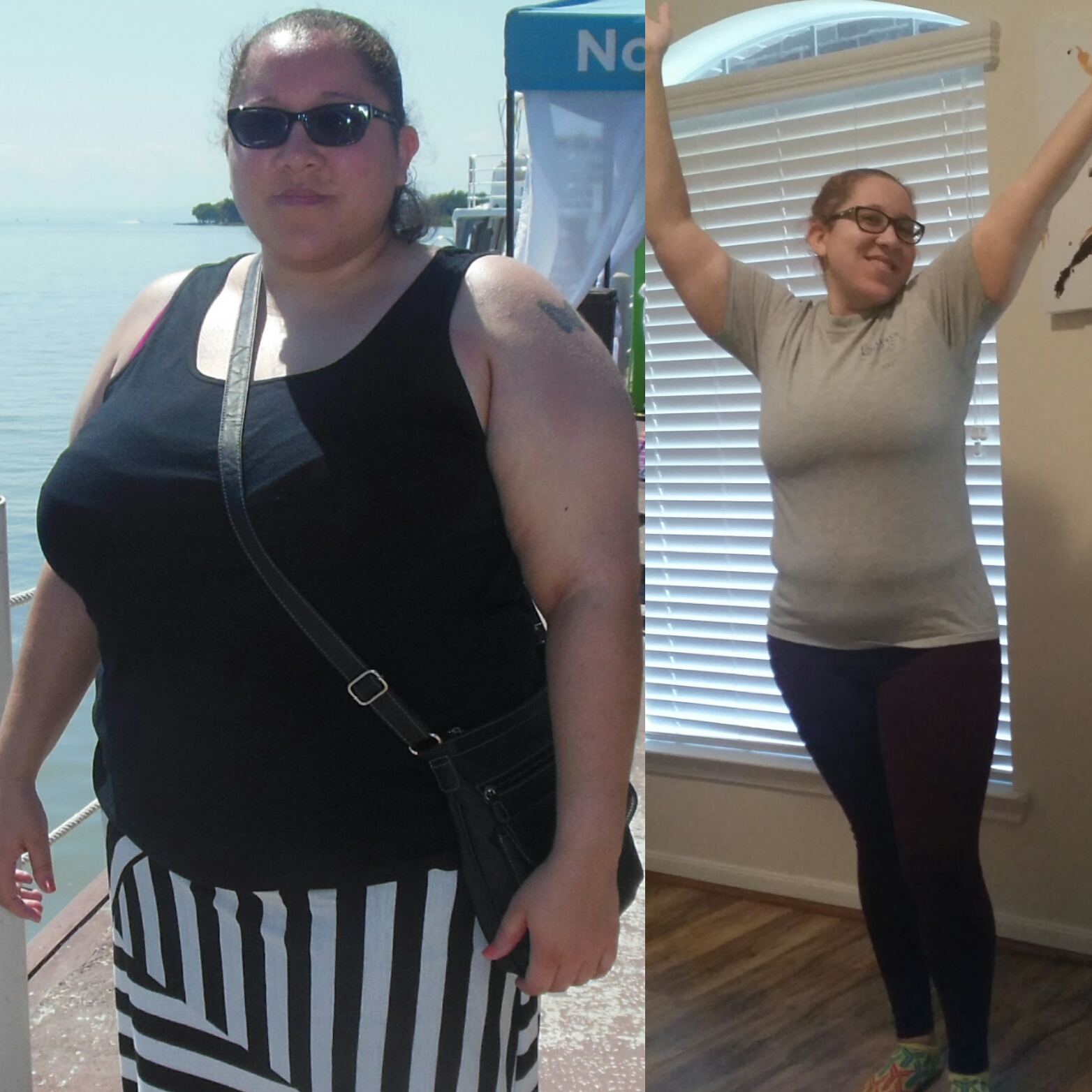 Jamikica lost 90 pounds! See my before and after weight loss pictures, and read amazing weight loss success stories from real women and their best weight loss diet plans and programs. Motivation to lose weight with walking and inspiration from before and after weightloss pics and photos.