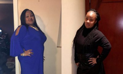 Before And After: Shanae Loses 73 Pounds And Takes Back Control Of Her Life