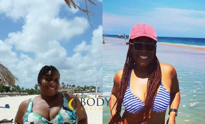 Before And After: Bonita Lost 101 Pounds By Stopping Her Bad Eating Habits