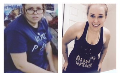 Real Weight Loss Success Stories: Tracey Loses 40 Pounds And Fights An Eating Disorder