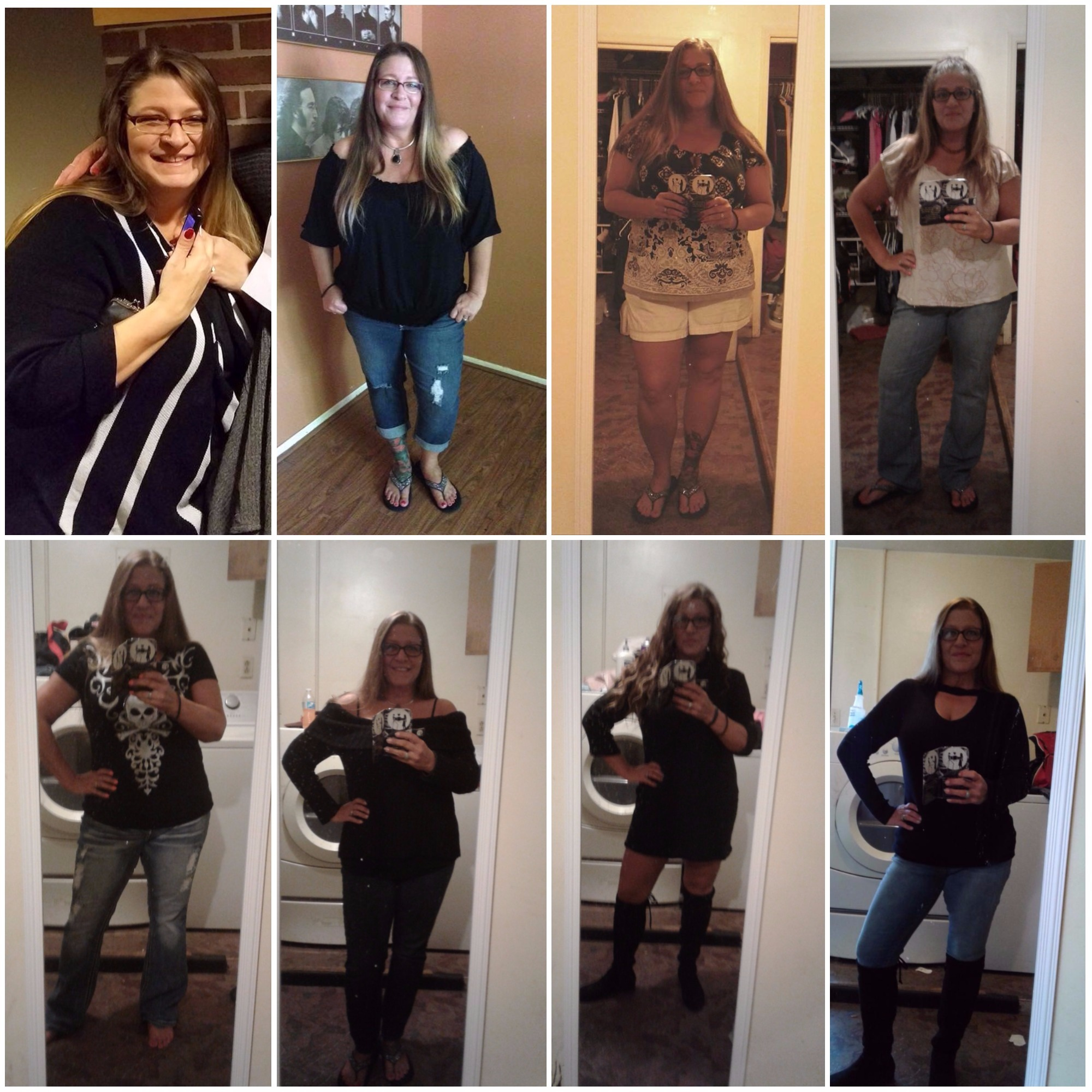 Tabitha lost 90 pounds! See my before and after weight loss pictures, and read amazing weight loss success stories from real women and their best weight loss diet plans and programs. Motivation to lose weight with walking and inspiration from before and after weightloss pics and photos.