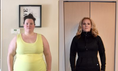 Real Weight Loss Success Stories: Andrea's 126 Pound Weight Loss Transformation