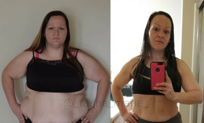 Weight Loss Before and After: Tasha's 120 Pound Weight Loss Transformation