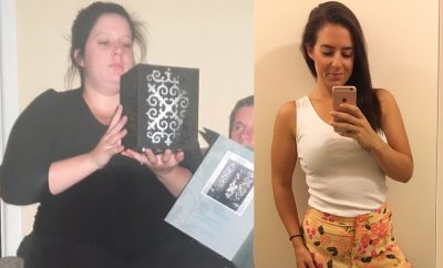 How I reclaimed my life with a 110 pound loss – now living my best life