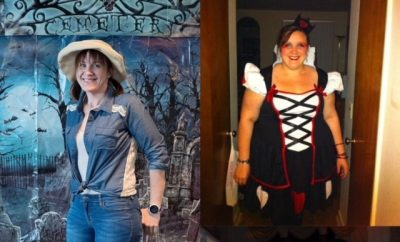 Weight Loss Success Stories: Kristyn Sheds 120 Pounds By Eating Healthy