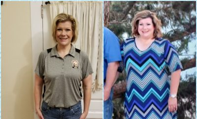 Weight Loss Before and After: Christine's 100 Pound Weight Loss Story