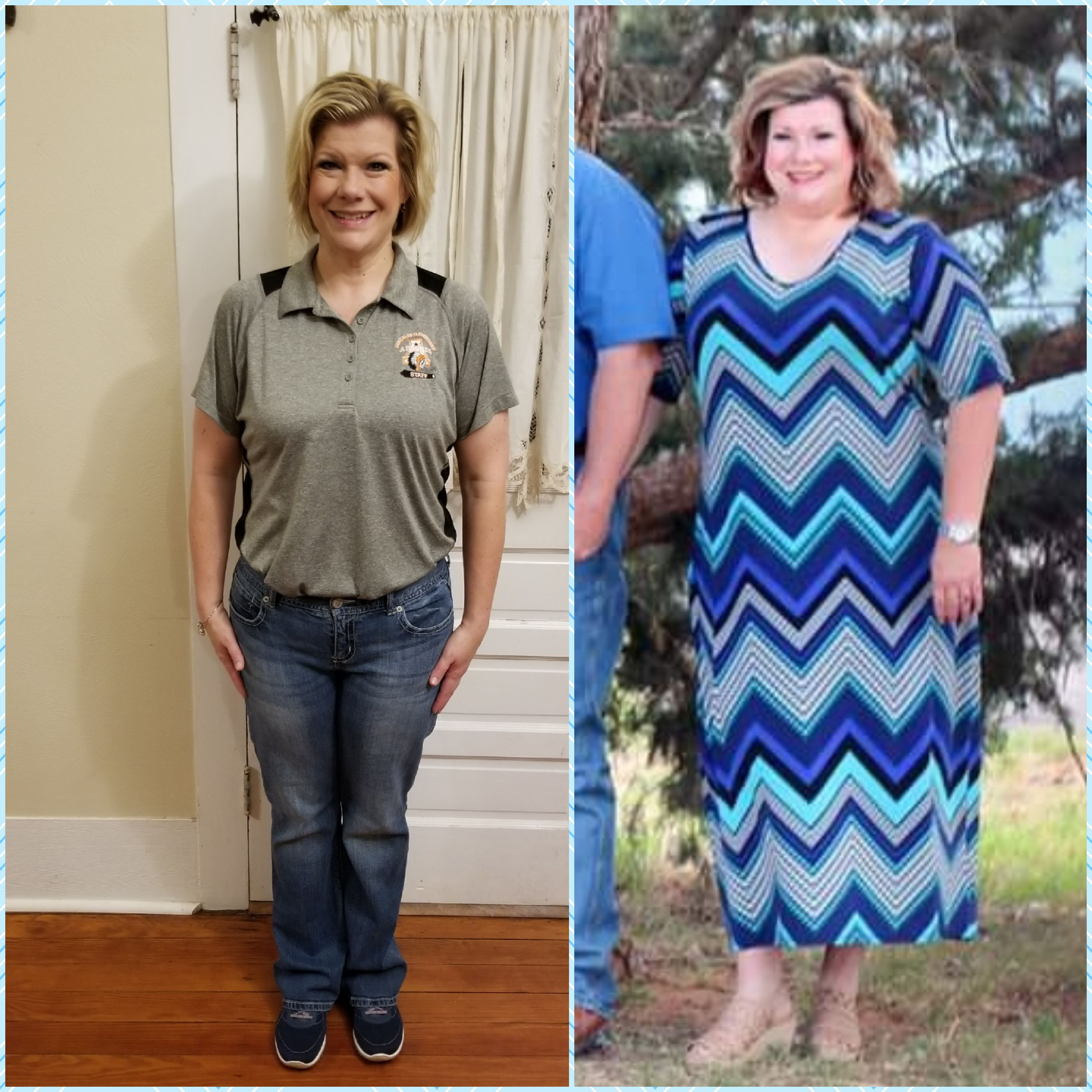 Christine lost 100 pounds! See my before and after weight loss pictures, and read amazing weight loss success stories from real women and their best weight loss diet plans and programs. Motivation to lose weight with walking and inspiration from before and after weightloss pics and photos.
