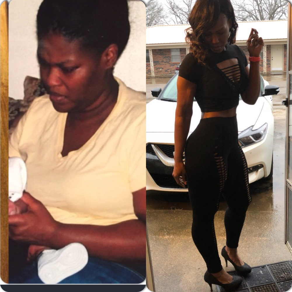 Weight Loss Before and After: Lakeisha Lost 88 Pounds And Got Her Body Back