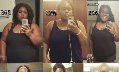 Weight Loss Before and After: NauBriana Dropped 150 Pounds And Found Self Acceptance